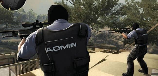 Скины Phoenix для админов в CS:GO