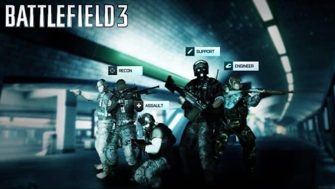 Скины Battlefield 3 для кс го