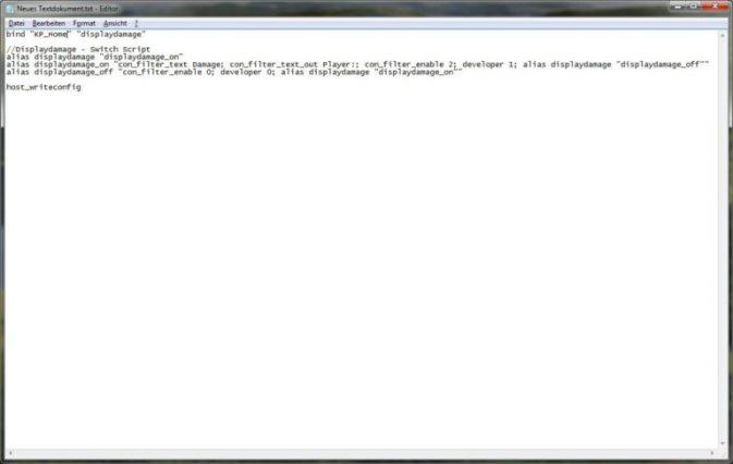 Урон на экране. Скриншот 5