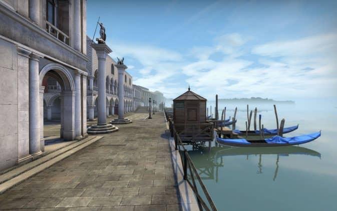Карта de_canals в CS GO - обзор