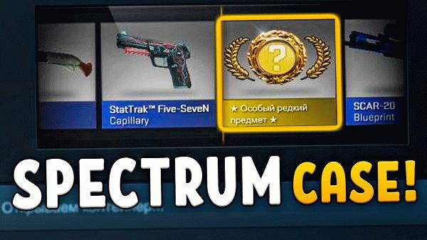 spectrum case