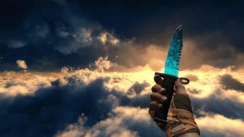 Модель ножа M9 Bayonet | Evolve для CS GO