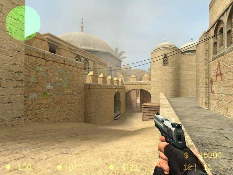 counter strike source v89