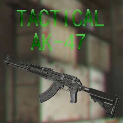 Тактический AK-47 для кс го