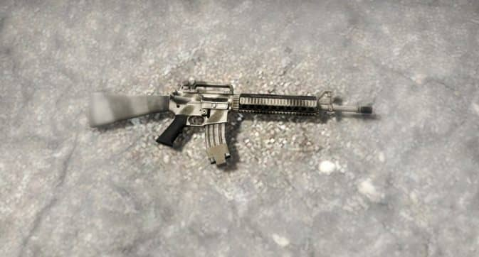 BF3 M16