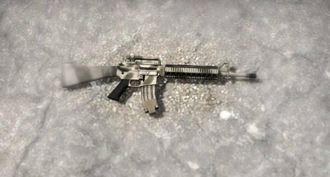 BrainCollector's BF3 M16 для кс го