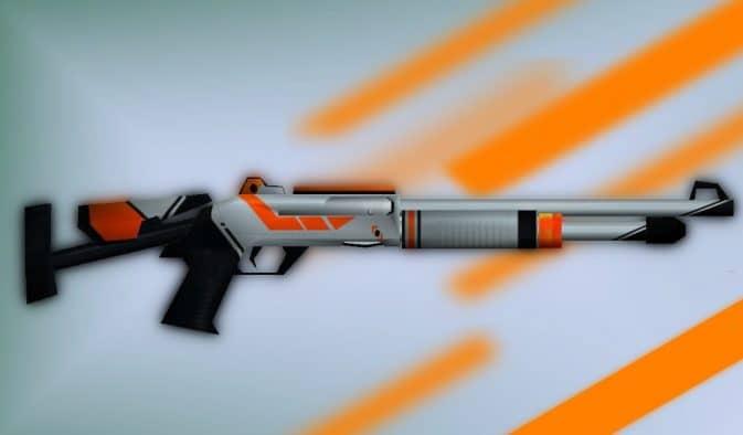 XM1014 Азимов