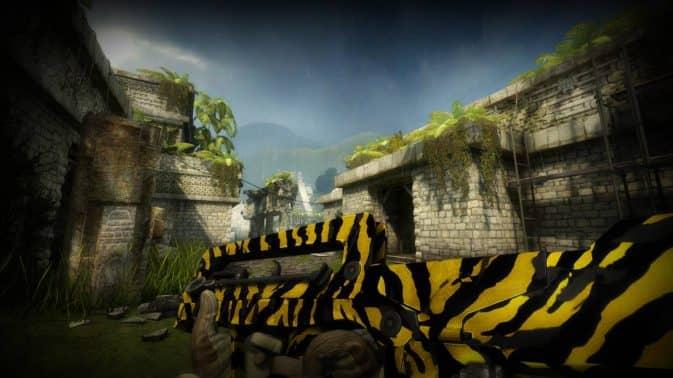 FAMAS Jungle Tiger