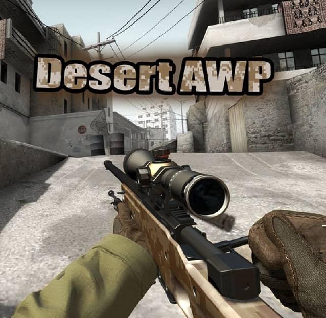 Desert Awp для кс го