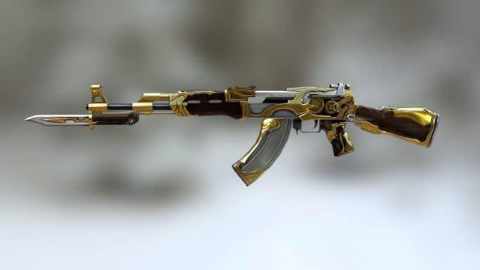 AK-47 Knife Royal Guard (CF) сочная замена калашу