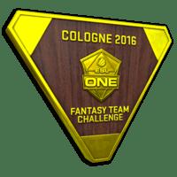 ESL One Cologne 2016 fantasy