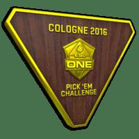 ESL One Cologne 2016 challenge