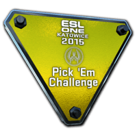 ESL One Katowice 2015 gold