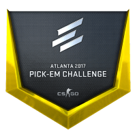 ELEAGUE Atlanta 2017 challenge