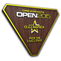 DreamHack Open Cluj-Napoca 2015 gold