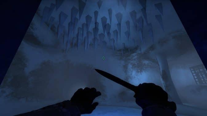 coop mission haunted выход из пещер