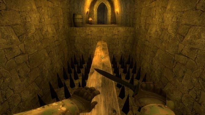 coop mission haunted побег из замка