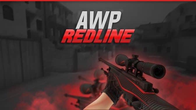 AWP Redline кс го