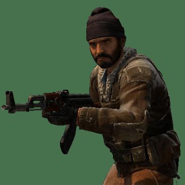 Балканы (Террористы)
