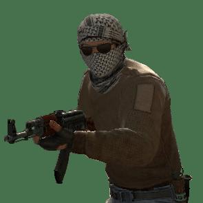 Элитное подразделение (Террористы)