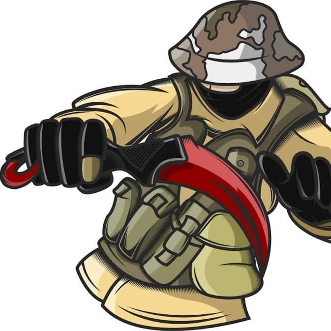 рисунок террориста №5
