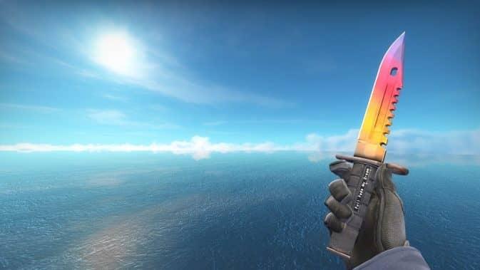 Штык-нож М9 кс го