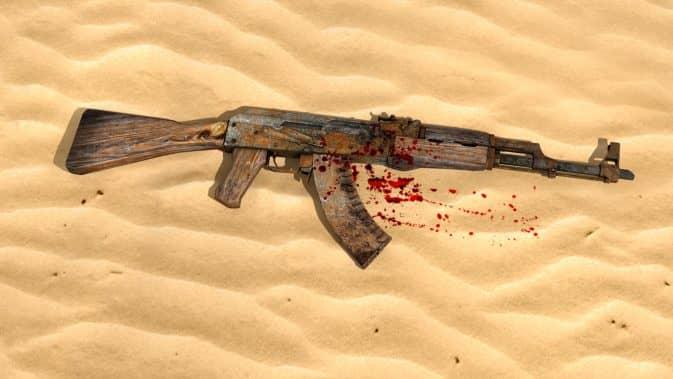 Модель AK Survivor для CS:GO