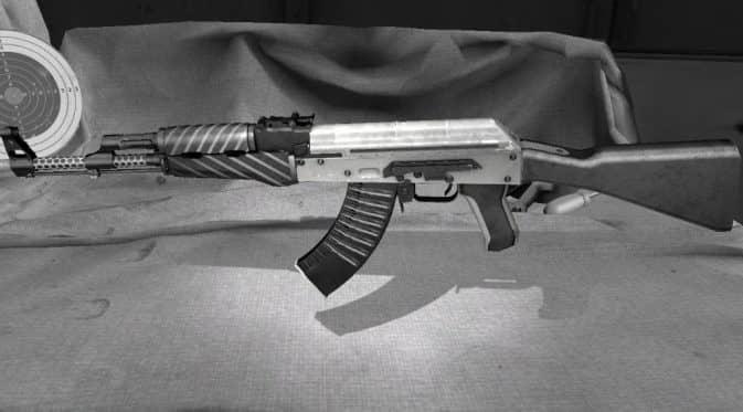 Модель AK47 | Frontline для CS:GO