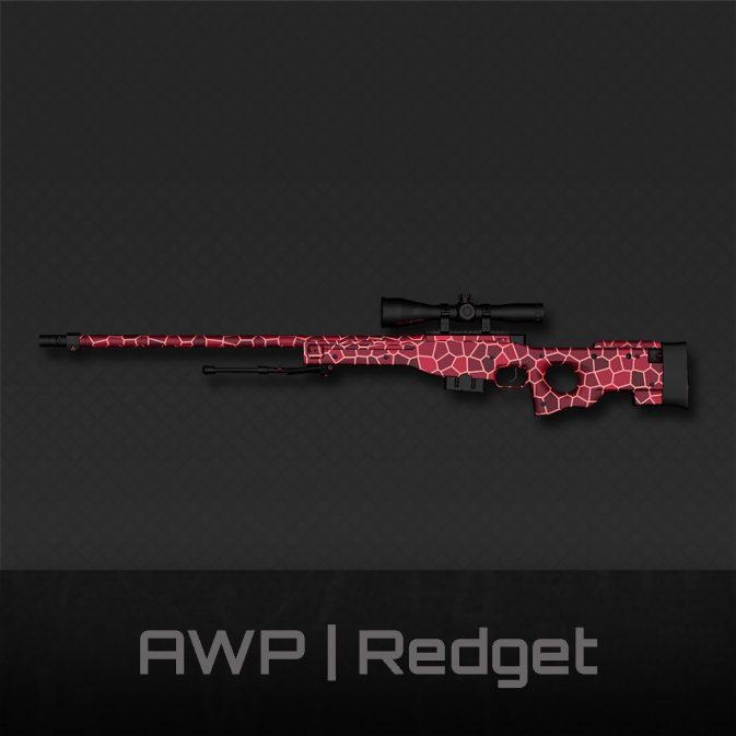 Модель AWP - Redget для CS:GO