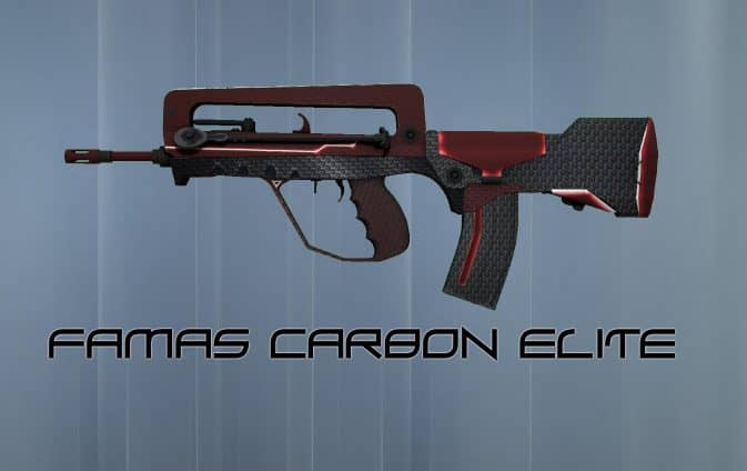 Модель CARBON ELITE COLLECTION для CS:GO