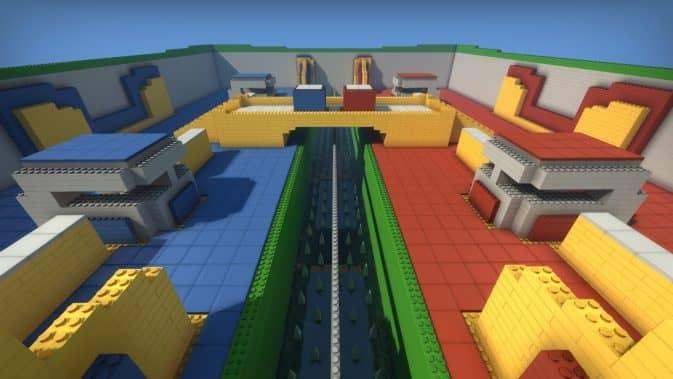 Карта AWP LEGO 4B для CS:GO