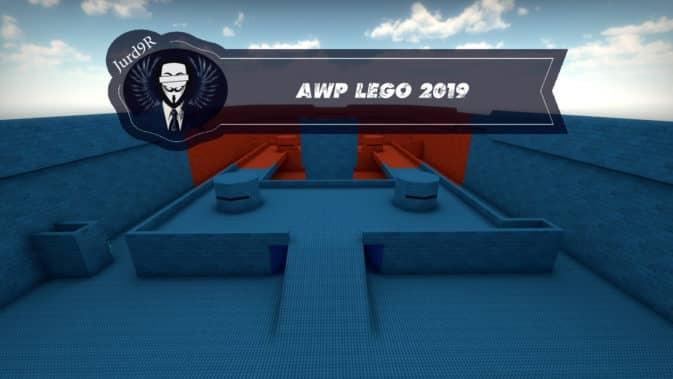 Карта awp_lego_2019 для CS:GO