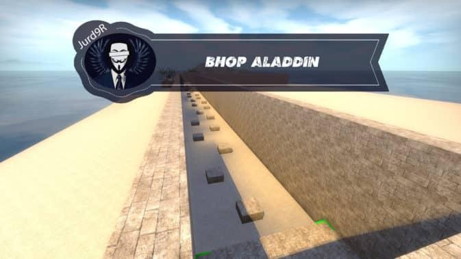 Карта bhop_aladdin для CS:GO