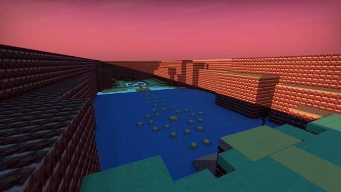 Карта bhop_pokegey для CS:GO