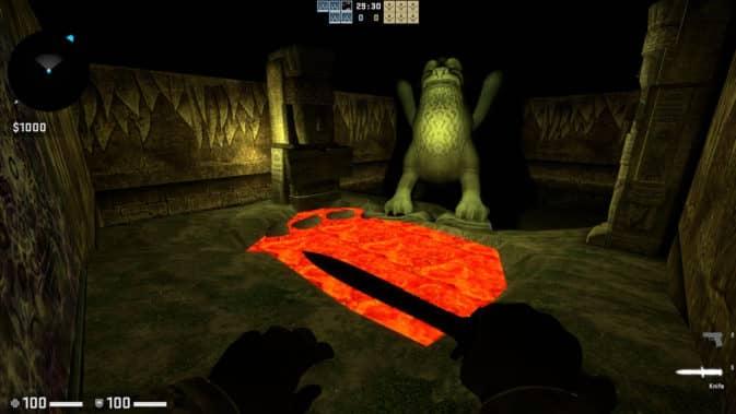 Карта ze_pallaroid_rage для CS:GO
