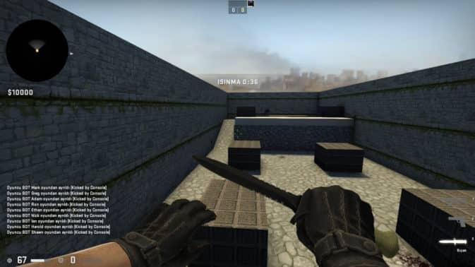 Карта aim_strike для CS:GO