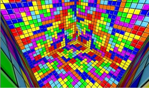 Карта am_tetris для CS:GO