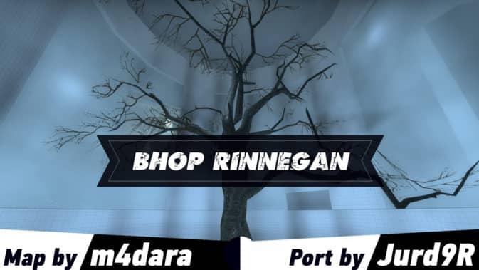 Карта bhop_rinnegan для CS:GO