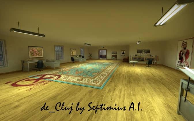 Карта de_cluj_64 для CS:GO