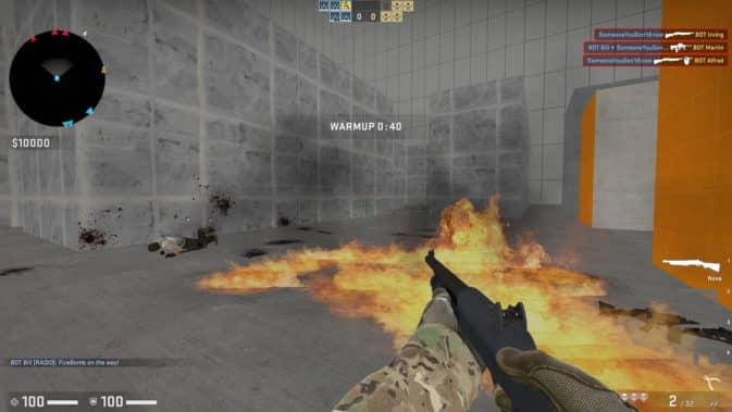 Карта De_PlayOrDontPlay для CS:GO