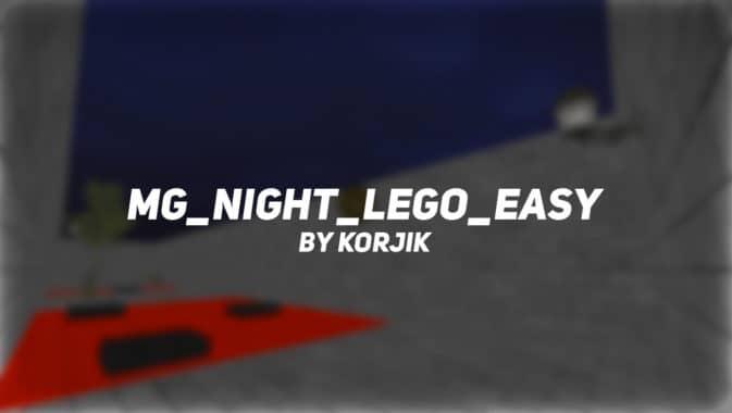 Карта mg_night_lego_easy для CS:GO