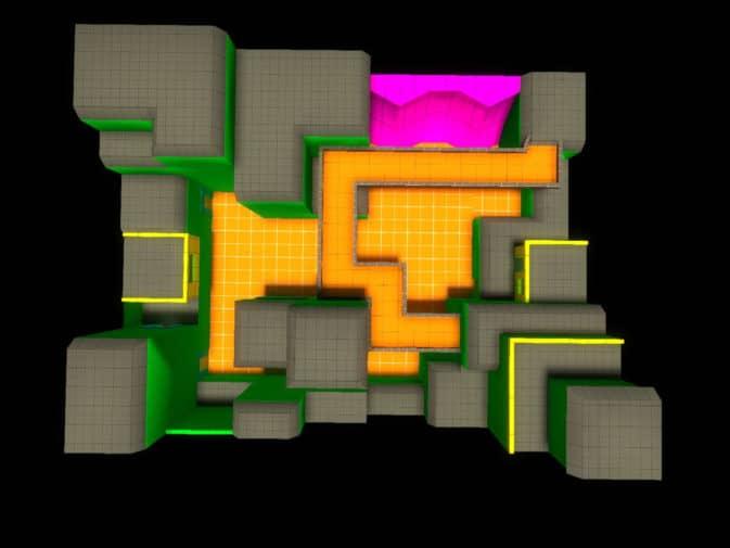 Карта sk_basic_sng для CS:GO
