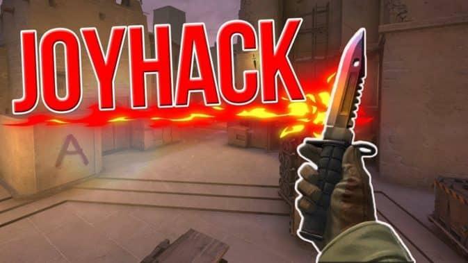 Скачать чит «JoyHack» для CS:GO бесплатно