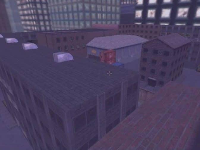 Карта cs_assault_necro для CS:1.6
