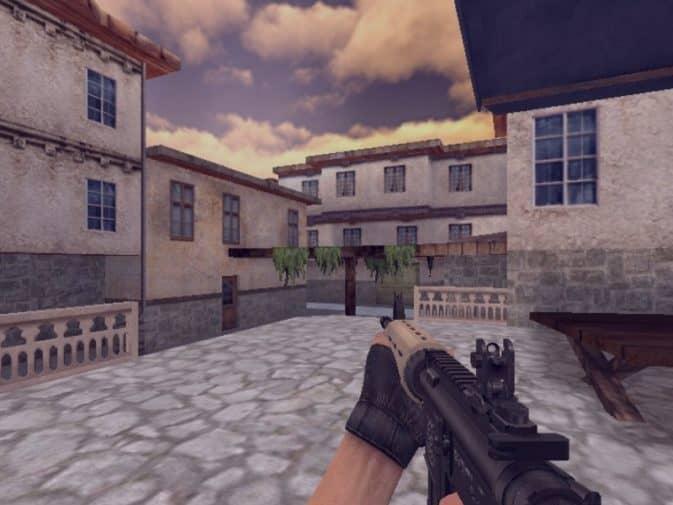 Модель AR-15 Eagle для CS:1.6