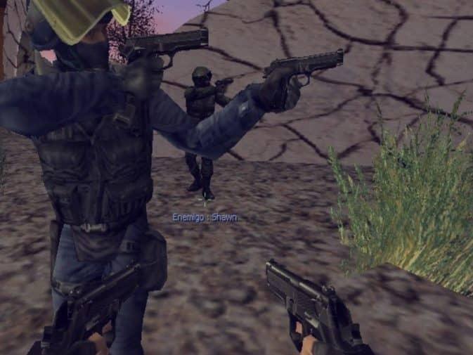 Модель Dual Elites - Scavenged для CS:1.6