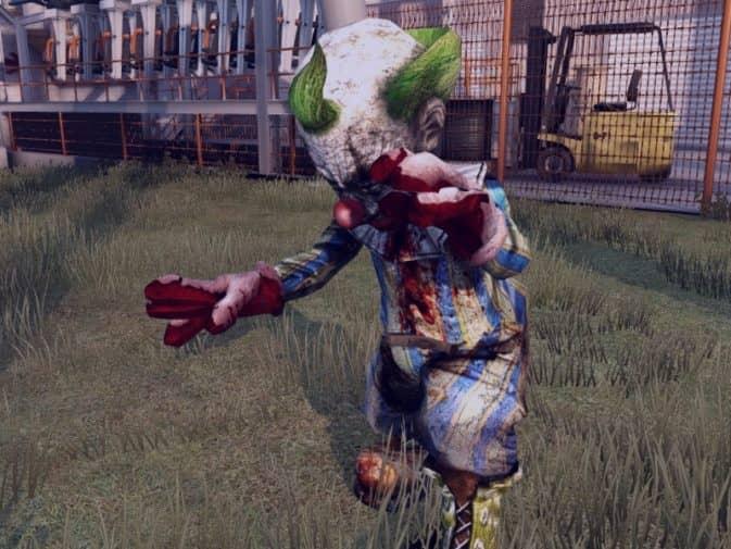 Модель игроков Evil Clown для CS:GO