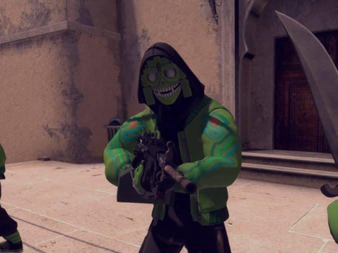 Модель игроков Fortnite pack для CS:GO