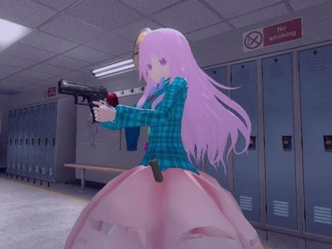 Модель игроков Hata no Kokoro для CS:GO