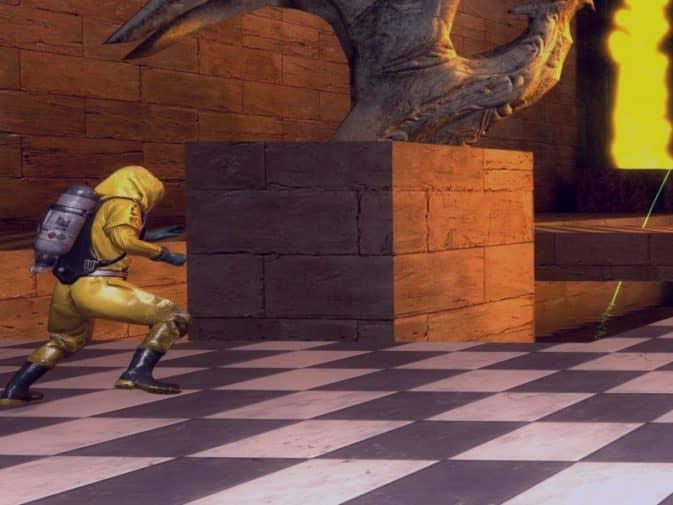 Модель игроков Hazmat Worker для CS:GO